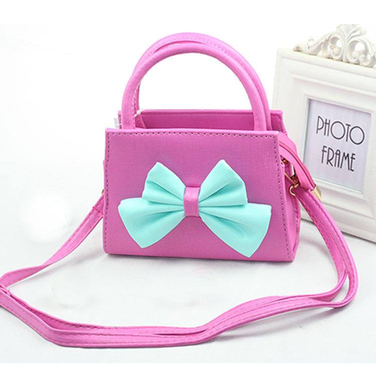 2015新款儿童包包 公主斜挎包时尚女童包包韩版可爱